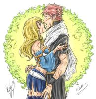 NaLu - If Today Was Your Last Day by sarumanka