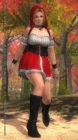 DEAD OR ALIVE 5 Last Round Tina40 by aponyan