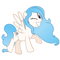 Request #119 ~ Snowie Chan ~ by Radiant--Eclipse