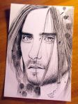 Jared Leto by PoisonIky