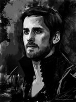 Captain Hook:Killian Jones by Anstay