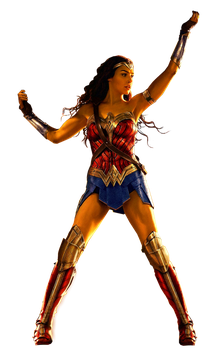 Wonder Woman | png by mintmovi3
