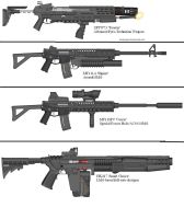 Military Weapon Variants 21 by Marksman104