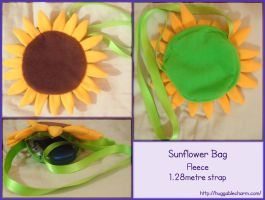 Sunflower Bag -For sale- by AngelBless