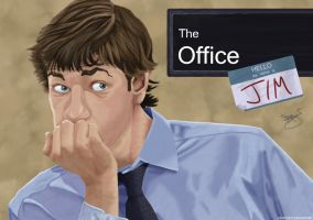 The Office - Jim by Kento517