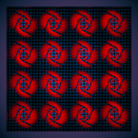 Tiling Roses by baba49