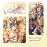 Princess Project Artbook: Prereview by Kutty-Sark