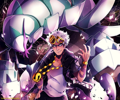 Guzma: Destruction in human form