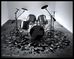 Drums of Madness by AlexandreBoavida