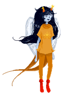 vriska (floating animation) by sillesofy