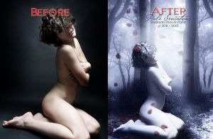 Before After 21 by FP-Digital-Art