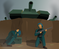 Tank Assault - Disrupt the Orb forces by yancur