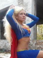Supergirl 005 by EvenSummer