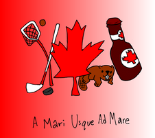Happy Canada day 2012! by mortimermcmirestinks