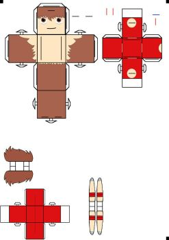 Seiya Cubee Part 1(body) by klebers