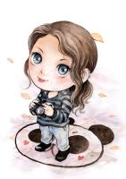 5$Chibi commission 05 by kinly