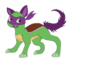 Donnie Puptle by AlkryEarth17
