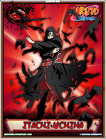Itachi Uchiha by AbDoUGh
