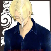 Sanji by Lazylad