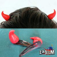 Not today Satan - hair clip by pamtamarindo