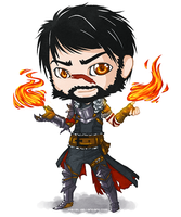 230611 - Mage Hawke by Isaviel