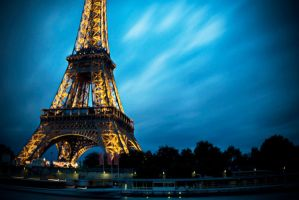 Eieffel Tower by tina-p