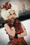Effie in the winter by Selhin