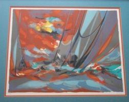 Marcel Mouly by NewYorkArtistFrancis