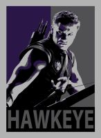 Hawkeye for President by TimeToDance93