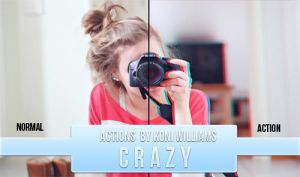 Action Crazy By Koni Williams by KoniWilliams