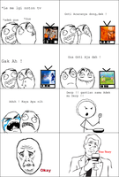 Rage comic by herpFather