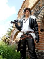 Squall Dissidia VI by alsquall