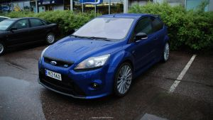 Ford Focus RS 2009 by ShadowPhotography
