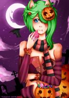 Halloween 2012: Trick or treat? by kimbolie12
