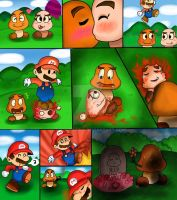paper mario the true story 2 goomba s revenge by Goombarina