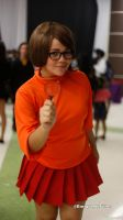 Vilma Dinkley Scooby-Doo Cosplay by EnriqueNgFilms