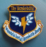 Custom Wonderbolt Patch by sudro