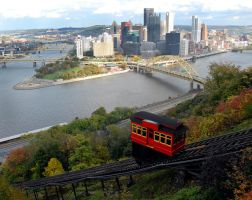 Duquesne Incline by maxlake2