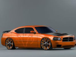"Dodge Charger ""SRT-10"" by Sicarii"
