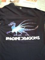 Imagine Dragons shirt by RiddleMaker