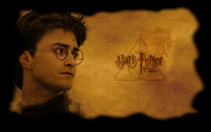 Harry Potter And the Deathly Hallows by KadouCreations