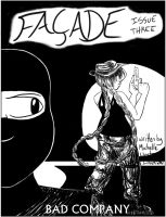 Facade Issue Three Cover by Fevley
