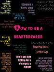 How to be a heartbreaker by repopera
