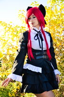 Erza Scarlet - Lolita Version by HellDolly