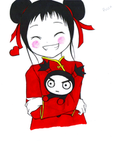 Pucca by MilaHeus
