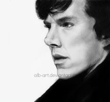 Sherlock by Alb-art