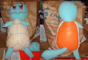 Life Sized Squirtle by PlushBuddies