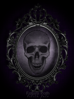 skull cammeo by VampyrEmpress