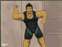 Comm - Heavyweight Workout - Part 1 by DSz