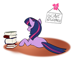 Commish- Twilight Sparkle by Acesential